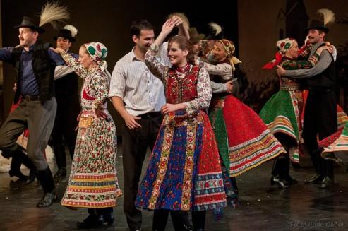 tanc folklor