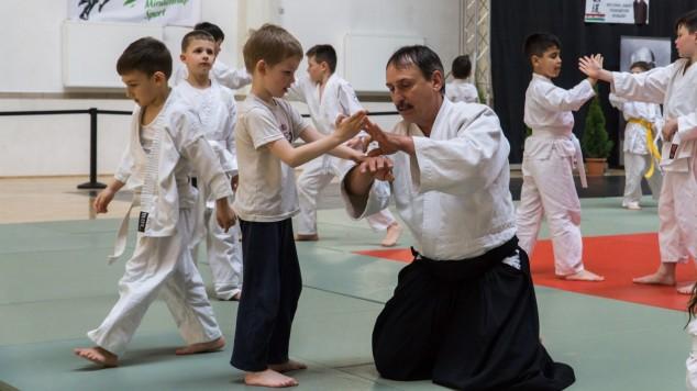 aikido gyerek